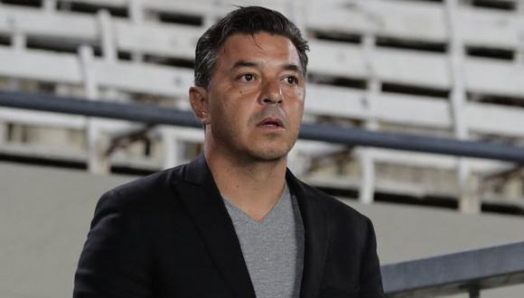 Marcelo Gallardo es entrenador de River Plate desde junio del 2014. (Foto: AFP)