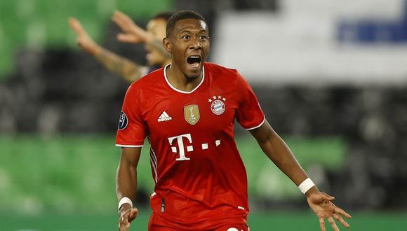 David Alaba se marchará de Bayern Múnich y su futuro estaría en Real Madrid. (Foto: EFE)