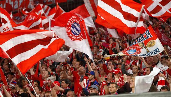 Bayern Munich y Sevilla se enfrentarán por la Supercopa de Europa.