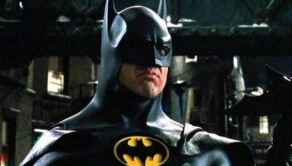 """Michael Keaton volverá a colocarse el traje de """"Batman"""" para """"The Flash"""". (Foto: Warner Bros)"""