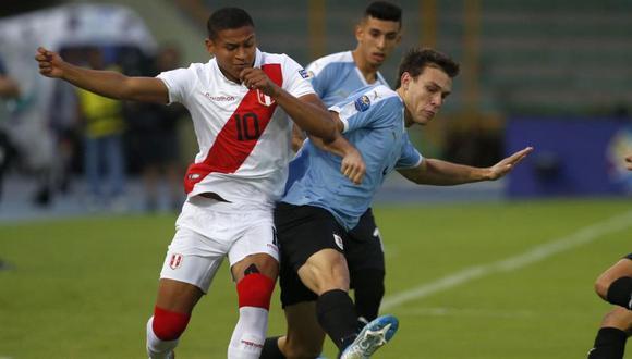Perú vs. Uruguay: postales del partido (Foto: Violeta Ayasta / GEC)