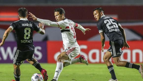 Sporting Cristal se enfrenta a Sao Palo por Copa Libertadores (Foto:Agencias)