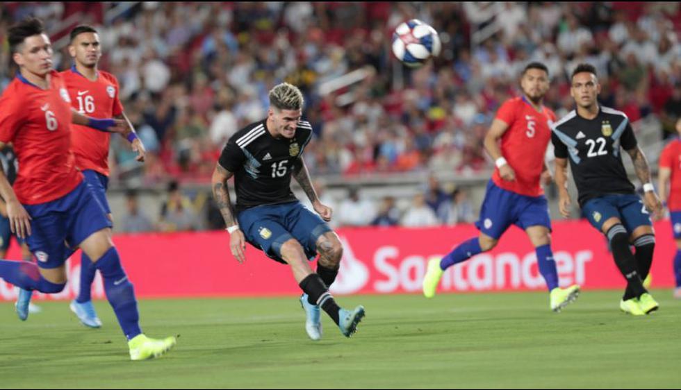Argentina Vs Chile 0 0 Por Fecha Fifa Ver Resultado Resumen Y Goles Por Amistoso Internacional Desde Los ángeles Futbol Internacional Depor