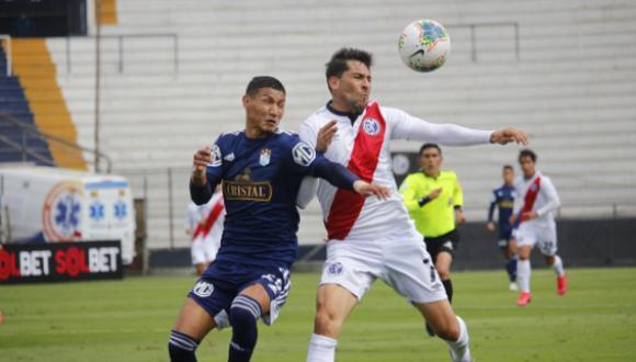 Sporting Cristal y 'Muni' empataron en la jornada 17 el Apertura. (Liga 1)