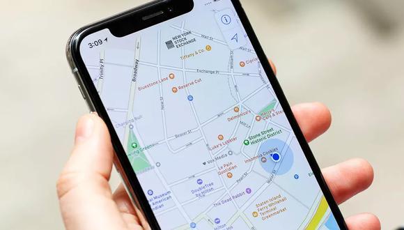 Google Maps recomienda los mejores horarios para salir a comprar durante la cuarentena. (Foto: AFP)