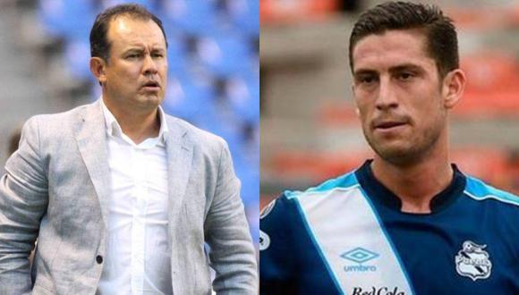 Reynoso enfrentará al Puebla donde milita Santiago Ormeño. (Foto: Difusión)