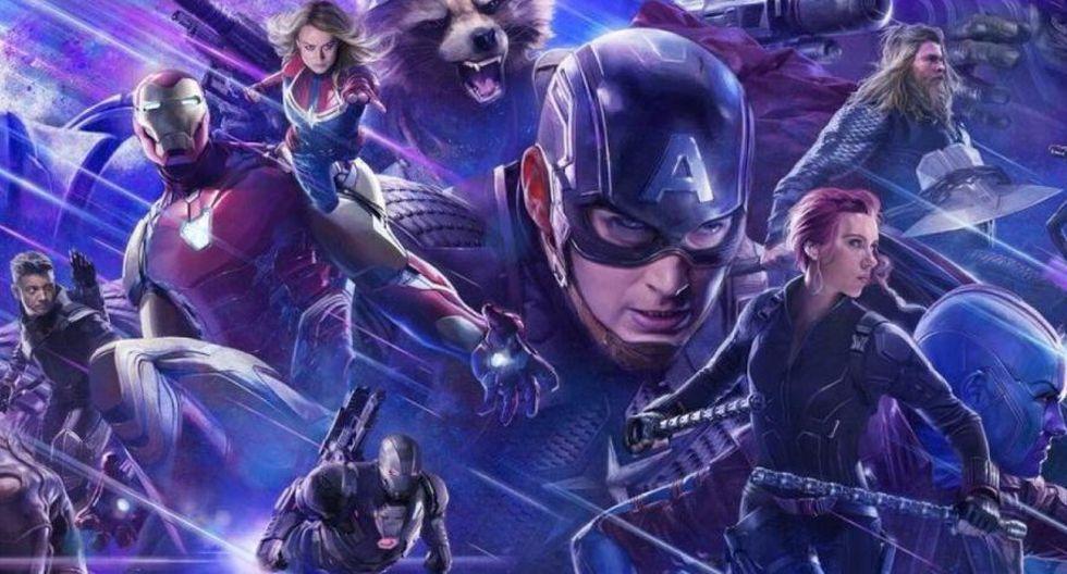 Avengers: Endgame viene con una sorpresa (Marvel)