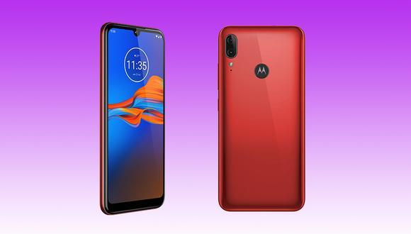 Motorola lanzó en el IFA 2019 su más reciente dispositivo de gama media con doble cámara, el Moto E6 Plus. (Foto: Motorola)