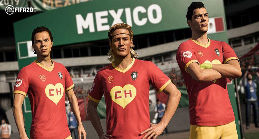 FIFA 20: el 'Chapulín Colorado' llegó a Ultimate Team.