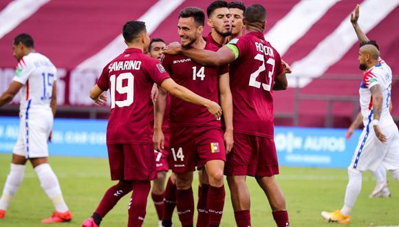 Chile vs. Venezuela (2-1): resumen, goles y mejores jugadas por  Eliminatorias Qatar 2022 | FUTBOL-INTERNACIONAL | DEPOR