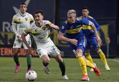 No se hicieron daño: Boca igualó sin goles ante Defensa y Justicia por la Liga Profesional