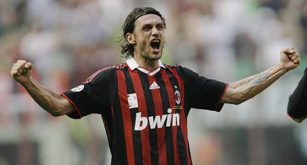 Paolo Maldini. (Foto: Getty Images)