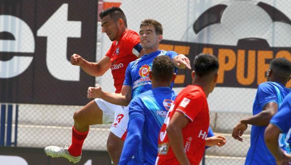 Cienciano vs. Alianza Atlético jugaron en Villa El Salvador (Foto: Liga 1)