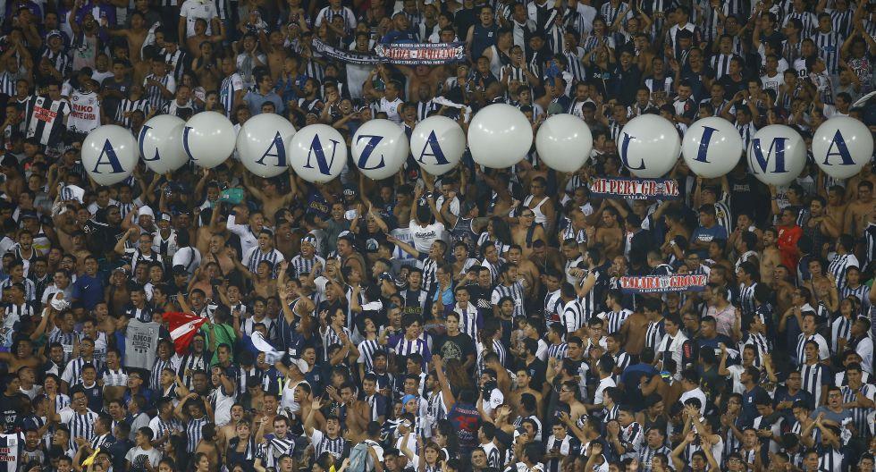 La hinchada de Alianza Lima fue la mejor de 2019. (GEC)
