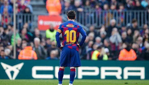 Barcelona venció 2-1 a Getafe el fin de semana por LaLiga Santander. (Getty)