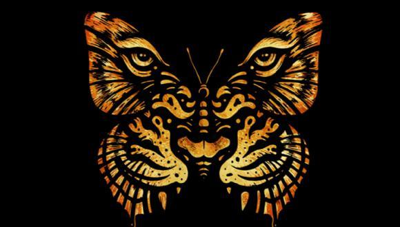 Responde si ves una mariposa o un tigre para conocer qué quiere decirte sobre tu forma de ser. (Foto: Facebook/Mdzol)