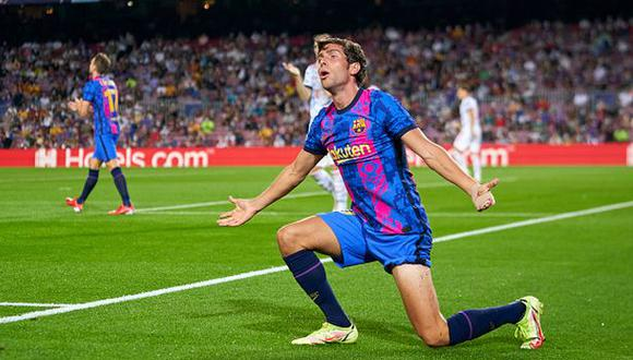 Barcelona vs. Bayern Munich en Camp Nou por la Champions League. (Foto: Getty Images)