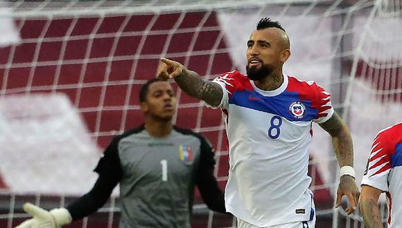 Chile vs Venezuela juegan por la cuarta fecha de las Eliminatorias Qatar 2022. Conoce cómo y dónde ver el partido de hoy y mira todos los goles aquí. (Foto: AFP)