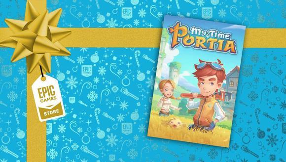 Juegos gratis: descarga My Time at Portia en PC gracias a Epic Games Store. (Foto: Epic Games)