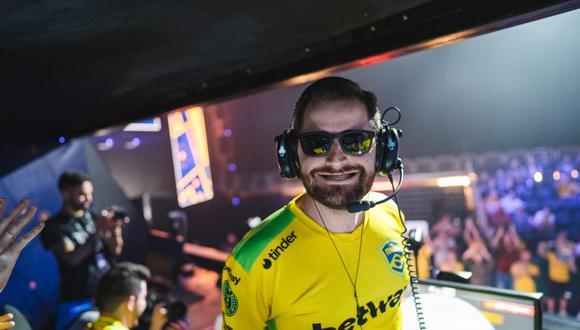 CS: GO: 'FalleN', el astro brasilero, es fichado por Team Liquid. (Foto: BLAST)