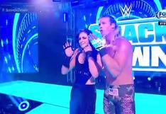 Hicieron buena dupla: Dolph Ziggler y Sonya Deville derrotaron a Otis y Mandy Rose en SmackDown [VIDEO]