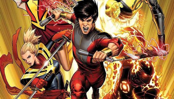 Marvel: Shang-Chi sigue los pasos de Black Widow y cambia su fecha de estreno