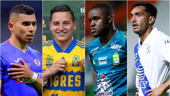Fútbol de Estufa - Draft Liga MX 2021: altas, bajas y rumores previo al torneo Apertura (Foto: Getty Images)