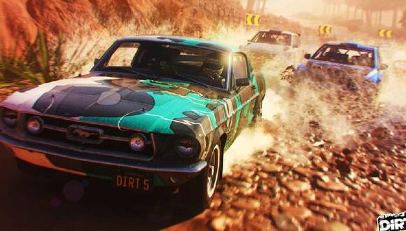 Prueban Dirt 5 en Xbox Series X y estos fueron los resultados