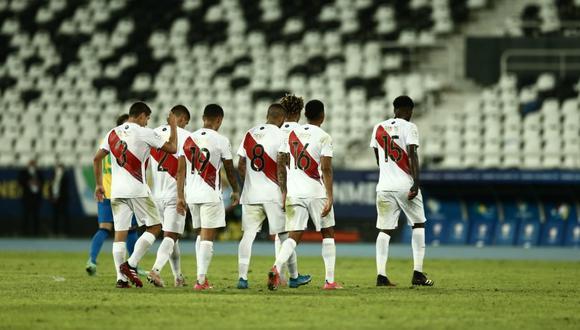 Perú perdió 4-0 ante Brasil, en su debut de Copa América (Foto:Jesús Saucedo/GEC)