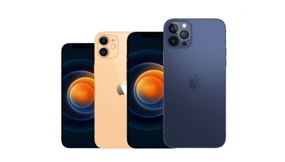 ¡Mira los posibles precios del iPhone 12, iPhone 12 Mini, iPhone 12 Pro y Pro Max en tu país!. (Foto: Apple)