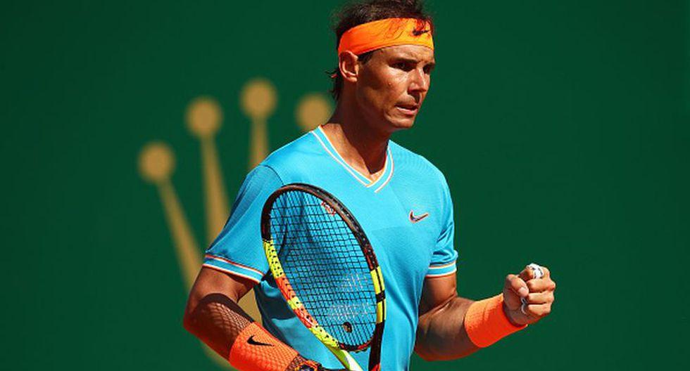 Rafael Nadal es el actual número 2 del mundo. (Getty Images)