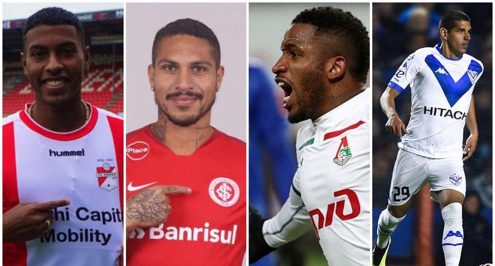 ¿Cuál prefieres? El equipo A vs. el equipo B de los peruanos que juegan en el extranjero