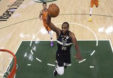 Khris Middleton: la estrella intermitente de los Milwaukee Bucks
