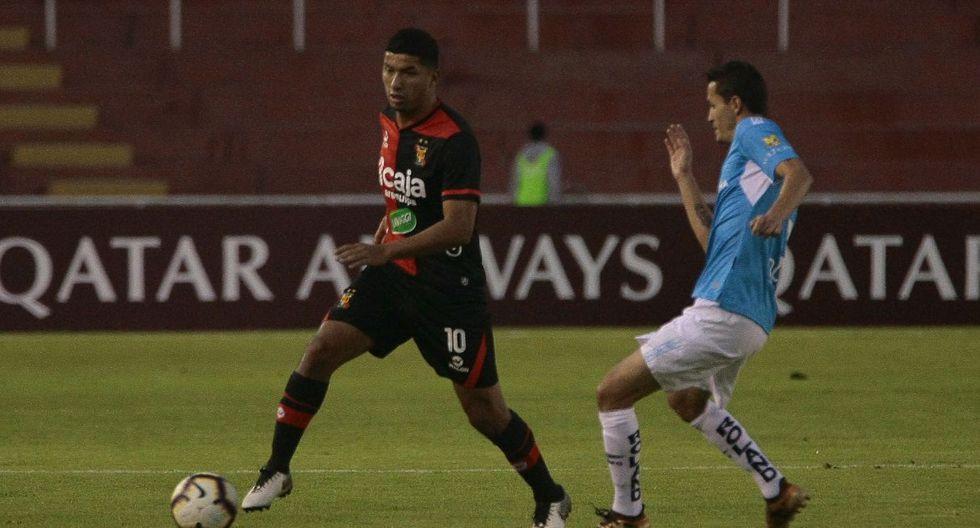 Melgar vs. U. Católica por la Copa Sudamericana. (Foto: Omar Cruz)