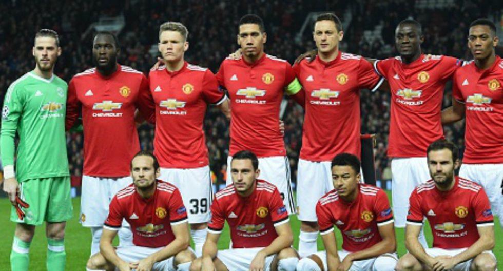 Manchester United (Agencias)