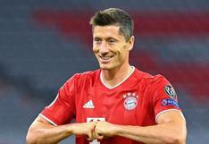 Cambio de planes: Robert Lewandowski espera renovar contrato con el Bayern Múnich