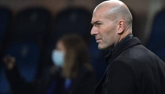 El técnico francés tiene aún un año más de contrato con el Real Madrid. (Foto: AFP)