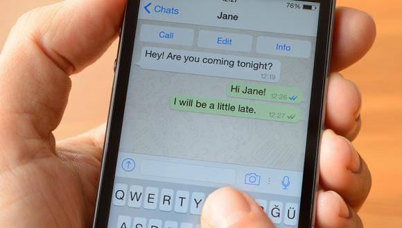 ¿Se acabaron las capturas de pantalla? WhatsApp ya no te permitirá hacerlas si activar el bloqueo por huella dactilar. (Foto: WhatsApp)