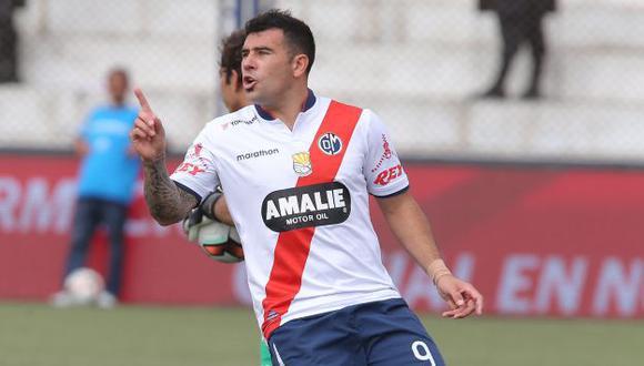 Velasco viene de jugar en el Valletta de Malta. (Foto: Jesús Saucedo)