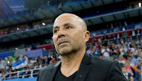 Sampaoli tomó el mando de Argentina en junio del 2017. (Getty)