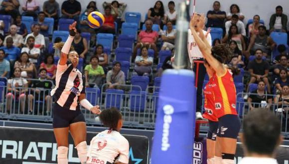 Jaamsa es el actual campeón de la Liga Nacional Superior de Voleibol. (Foto: FVP)