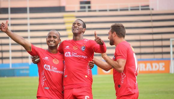 Abdiel Ayarza suma cinco goles en la Liga 1. (Foto: @LigaFutProf)