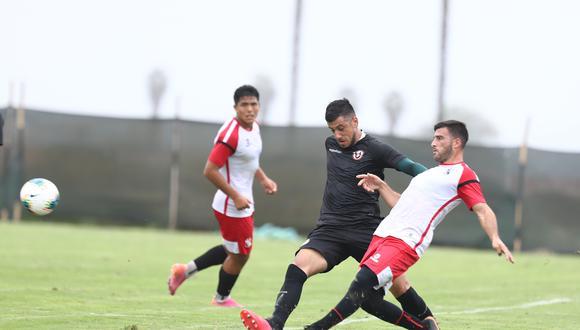 Universitario perdió ante Melgar, en partido amistoso (Foto: Universitario)