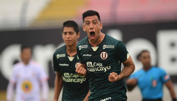 Universitario empató 3-3 con Ayacucho FC (Foto:Liga 1)