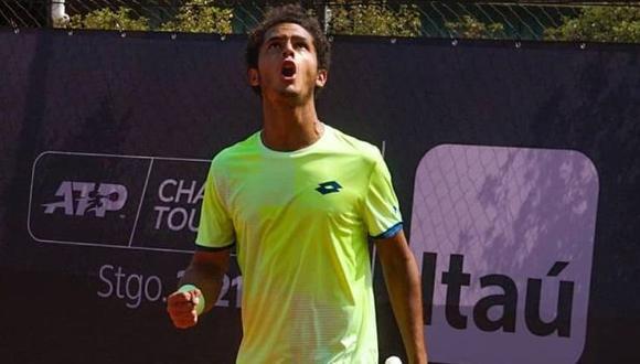 Juan Pablo Varillas debutó con victoria en el Challenger de Zagreb en Croacia. (Foto: ATP Challenger)