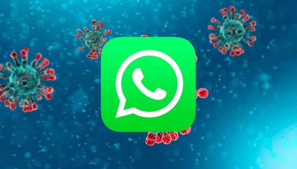 ¿Has recibido mensajes falsos durante estos días? Esto es lo que te pasará si los compartes por WhatsApp. (Foto: WhatsApp)