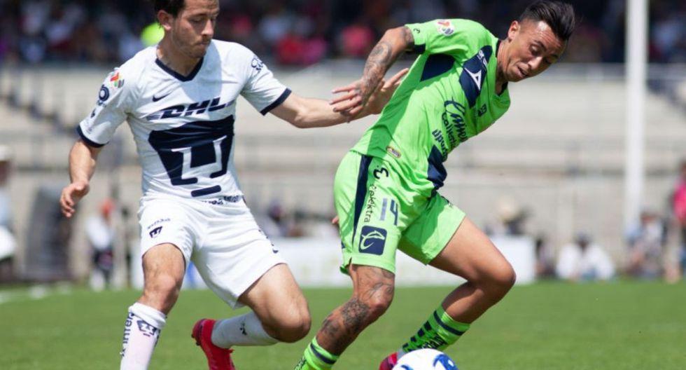 Pumas cayó ante Morelia por la fecha 7 y perdió la cima del Clausura 2020 Liga MX.