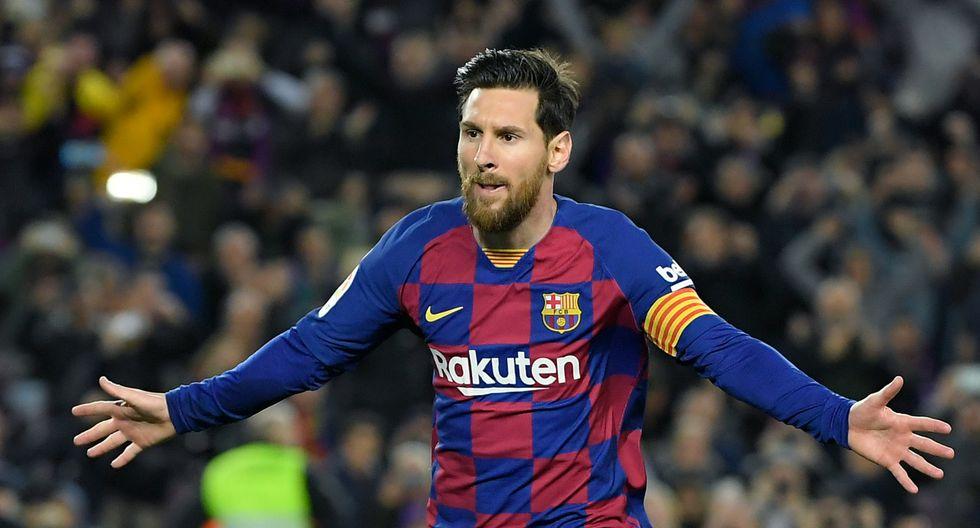 Lionel Messi / Barcelona / Goles: 19 / Puntaje: 38. (Foto: Agencias)