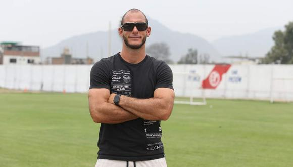 Adrián Zela fue separado de Boys a finales de agosto. (Foto: GEC)