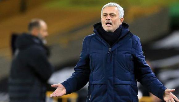 José Mourinho es el actual técnico de la AS Roma de la Serie A de Italia. (Foto: Getty)